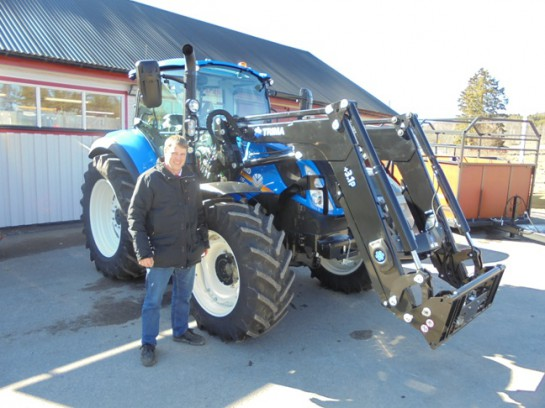 RC-Maskiner , New Holland traktor